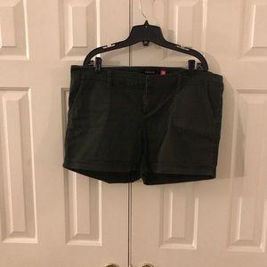 Torrid camp shorts